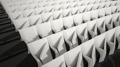 zaha hadid array seating poltrona frau designboom