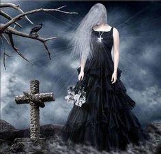 Dark Beauty, Gothic Beauty, Werewolf Hunter, Gothic Images, Gothic Angel, Divas, Romantic Goth, Dark Art Illustrations, Beautiful Dark Art