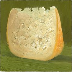 """BRIDGET'S ABBEY, This raw cow milk cheese is made in CT, USA.  The Di Bruno Bros. label reads:  """"...Mark Gillman produces this trappist style cheese made with rich winter milk. It is great fro melting, but best enjoyed as a table cheese."""""""
