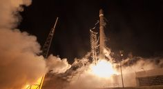 """Lt. Gen. Samuel Greaves of SMC said, """"Advancements and developments such as those demonstrated by the Falcon 9 Upgrade provide the opportunity to assure our nation's access to space with improved resiliency."""""""