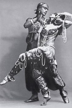 The Stories — Chapter 57 — Fusing Dance, Music, and Design: Diaghilev's Ballets Russes — THE LINE