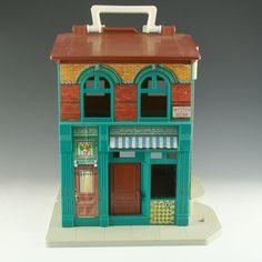 Sesame Street Apartment