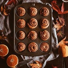 autumn—cozy vibes cinnamon rolls are one of my favorite autumn treats