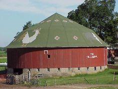 Calloway barn in Rochester, Indiana