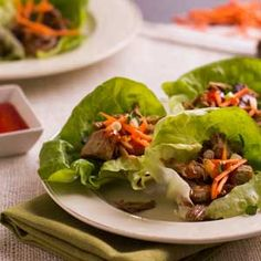 Recipe: Vietnamese Pulled Pork Lettuce Wraps