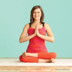 Fire Log Pose: Biggest benefit of this pose is that it stretches the hips and groins