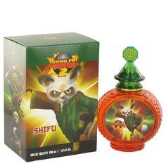 Kung Fu Panda 2 Shifu Cologne by Dreamworks 3.4 oz / 100 ml