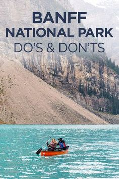Dos and Donts When Visiting Banff in September - Travel Pockets