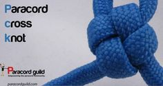 how-to-make-a-paracord-cross-knot