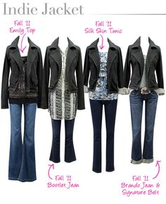 Great ideas on how to wear CAbi Spring 2012 while it is still a little chilly.  I love the Indie Jacket!