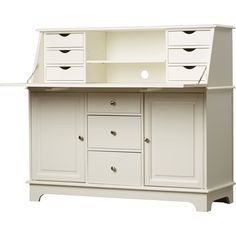 Darby Home Co Sullivan Secretary Desk
