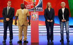 2015 FIFA Women's World Cup Final Draw