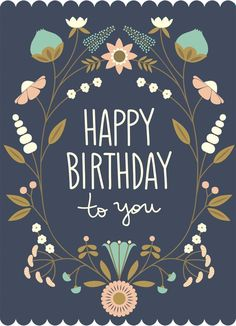 Birth Day QUOTATION – Image : Quotes about Birthday – Description Elizabeth Olwen for Madison Park Greetings 2014 LOUIE Award Finalist in the Birthday (General) category Sharing is Caring – Hey can you Share this Quote ! Birthday Wishes And Images, Happy Birthday Pictures, Happy Birthday Fun, Happy Birthday Messages, Happy Birthday Quotes, Birthday Love, Happy Birthday Greetings, Happy Birthday Wallpaper, Birthday Posts