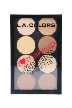 I Heart Makeup Contour Palette