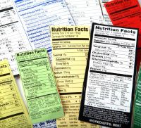 Twenty Years of the Nutrition Facts Panel