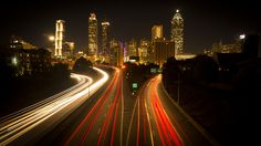 Jackson Street Bridge,  Atlanta by Steven Moore on 500px