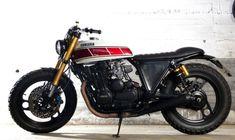 YAMAHA XJ900 CAFE RACER BY TARMAC CUSTOM MOTORCYCLES