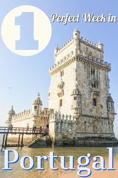 One Week in Portugal