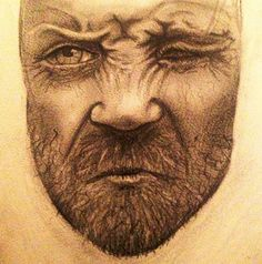 #tbt to this grumpy guy!  #drawing #byHrefna