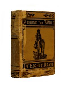 Around the World in Eighty Days – Jules Verne (1876)