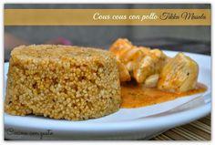 Cous cous con pollo Tikka Masala