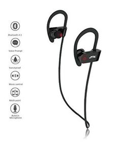 JTD--Premium-Wireless-Bluetooth-41-Headphones-Noise-Cancelling-light-weight-sweat-proof-Headphones-with-MicrophoneGreat-for-SportsRunningGymExercise-Wireless-Bluetooth-Earbuds-Headset-Earphones-0