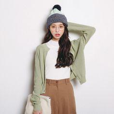 2016 mùa thu mới nữ cardigan áo len nữ áo ngắn Hàn Quốc bãi lỏng Sưu áo len dài…