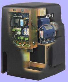 @Chamberlain, slide gate operator. Elite SL3000.