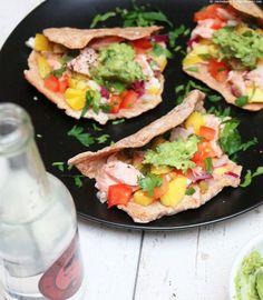 {Nachgekocht} superleckere Lachs-Tacos mit Mango | WhatInaloves ❤ | Bloglovin'