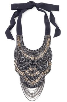 Limited Edition - Virginia Bib Necklace. Yes, you absolutely deserve it. http://www.stelladot.com/sites/eryn