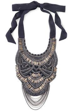 Virginia Bib Necklace