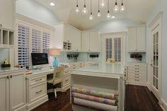 Minimalist Decor: Minimalism In The Home (Creative/Craft Rooms)