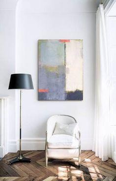Large Canvas Art Living Room Vignettes 62 Ideas For 2019 Interior Inspiration, Room Inspiration, Large Canvas Wall Art, Framed Art, Elementary Art Rooms, Easy Art Projects, Space Interiors, Living Room Art, Ikea Hack