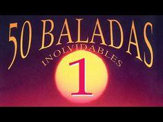 50 baladas inolvidables 1 - Varios (Adamo, Jeanette, Nicola di Bari, Lorenzo Santamaría....) - YouTube