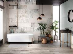 Bagno avorio ~ Fresco ed elegante questo bagno abkemozioni con unika ecru e