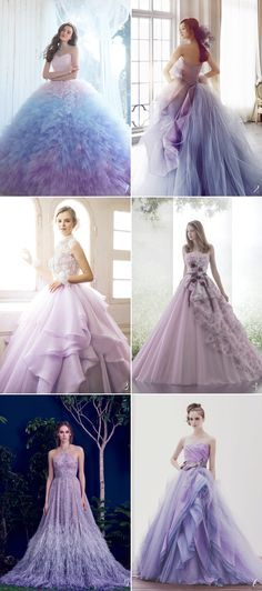 A whimsical spirit of female solidarity is here for fall 2017! The color palette for this season leans more to warmth, while comforting, feminine colors play a crucial role. Here comes the reigning wedding reception fashion trends! Get to know each unique hue introduced below, and get ready to embrace something new for the season!