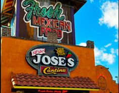 No Way Jose's Cantina in Gatlinburg and Pigeon Forge, Tennessee- You will sit surrounded by bright tropical colors, listen to festive music, and eat fabulous, authentic Mexican food voted Best Mexican Food in Sevier County. Our fresh flavors bring new life to your taste buds! From made-fresh-daily soups & salsas to our famous steak, chicken & shrimp fajitas served sizzling hot and piled high with the freshest onions and red & green peppers, all sautéed just right.