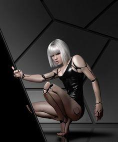 AmalgaMATE II by Michael Oswald - Inspiration for arm and leg tattoos