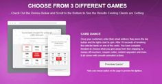 WooHoo Gamified Optin Platform Review and Download - The Best Developer Gamified Optin Platform Developed for E-Commerce Store Owners Consist of 3 different casino style games to increase optin rates and generate extra sales