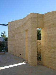 How do you make a house out of hemp? Hempcrete is a new building material made of the woody core of the industrial hemp plant with excellent insulation properties that's increasingly being used by environmentally conscious builders. On Sunday, September 8, an 8-Star energy efficient house with hempcrete walls in the Melbourne suburb of Northcote will be open to the public as part of Sustainable House Day. It is designed by leading sustainable architect, Steffen Welsch. A family of four - Mic