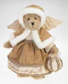 Joy Angelwish by Boyds [available at www.kozyclutter.com]