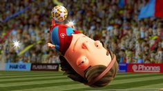 The Guardian - Gola Mondo WC2010 Making of by Juan Molinet, via Behance