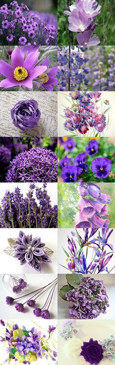 Violet summer by Oksana Lebedeva on Etsy--Pinned with TreasuryPin.com Glass Vase, Summer, Plants, Etsy, Home Decor, Summer Time, Decoration Home, Room Decor, Plant