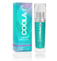 COOLA SPF 30 Organic Makeup Setting Spray 1.7oz