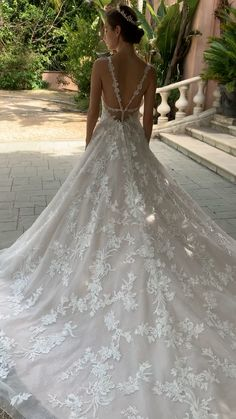 Step into our Moonlight Couture for that perfect fairytale wedding day look. With a lace design a shimmer tulle skirt, you'll have heads turning all day long. wedding dresses videos princesses fairytale Moonlight Sparkly Lace A-line Wedding Dress Princess Wedding Dresses, Tulle Wedding, Dream Wedding Dresses, Bridal Dresses, Wedding Gowns, Beautiful Wedding Dress, Flowery Wedding Dress, Wedding Dress Train, Mermaid Wedding
