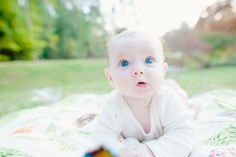 most adorable baby picture ever!