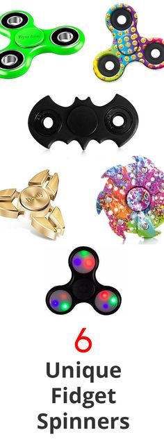 Batman fidget spinners, fidget spinners with LED lights and bluetooth speakers, what's next?? Check out DealsPlus for the best deals on crazy unique fidget spinners!