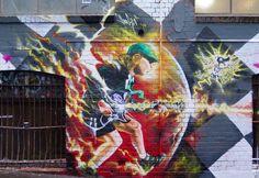 ACDC LANE MELBOURNE | LAND OF SUNSHINE
