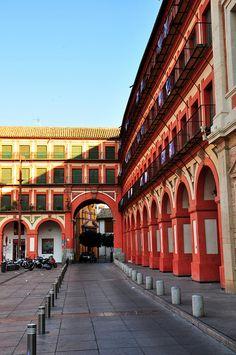 Plaza de la Corredera - Cordoba, Spain