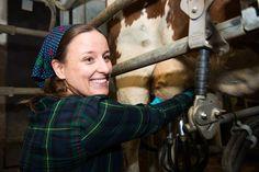 In der aktuellen Ausgabe der FOOD & FARM (02/17) besuchen wir einen kleinen Betrieb in Bayern und erzählen vom Alltag sowie den Herausforderungen